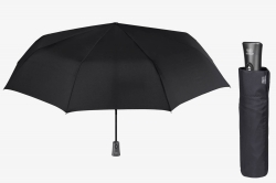 Men's automatic Open-Close umbrella Perletti 21633 Technology