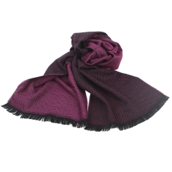 Men's wool scarf Pulcra Fairdec