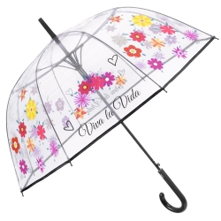 Ladies' automatic golf umbrella Perletti 26072