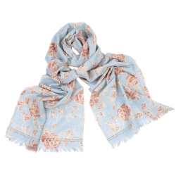 Ladies cotton scarf Pulcra Accara