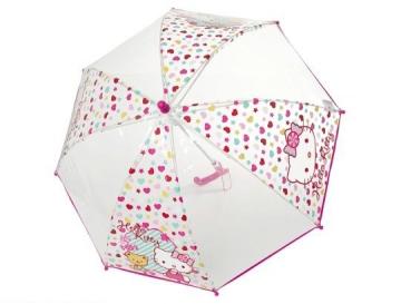 детски чадър 75229 Hello Kitty