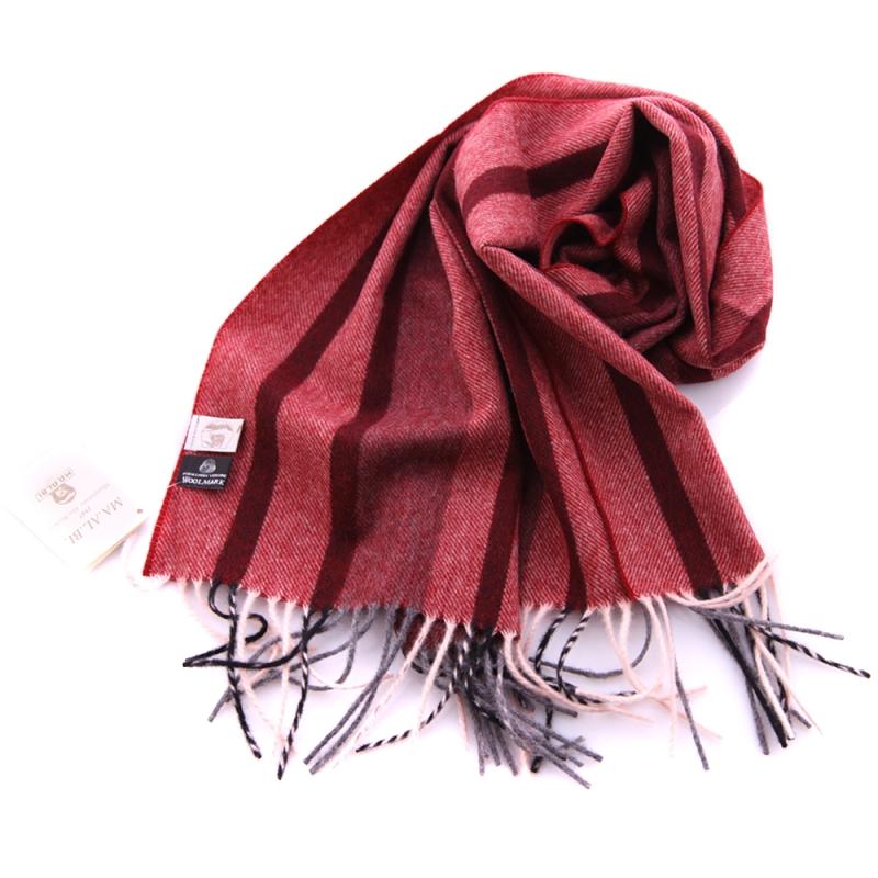 0295e8c321a3a SHALOVETE LTD: Men's wool scarf Ma.Al.Bi. MAB135/82