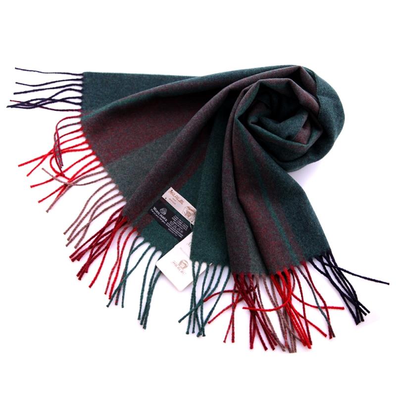 1244ddf1cb13d SHALOVETE LTD: Men's wool scarf Ma.Al.Bi. MAB135/89