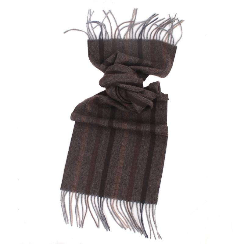 14155105d0e8a SHALOVETE LTD: Men's wool scarf Ma.Al.Bi. MAB135/92