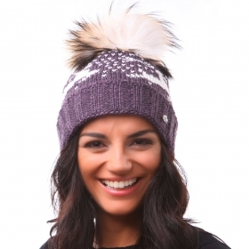 Ladies knited hat JailJam JG0085