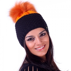 Ladies knited hat JailJam JA0057