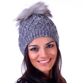 Ladies knited hat JailJam JG5005