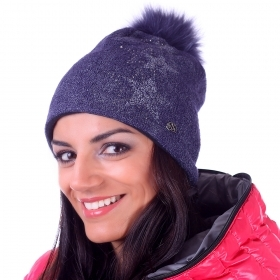 Ladies knitted hat JailJam JG0152