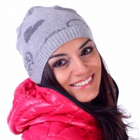 Ladies knitted hat Pulcra Ogi