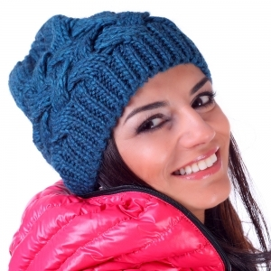 Ladies knitted hat Raffello Bettini RB 014/3097
