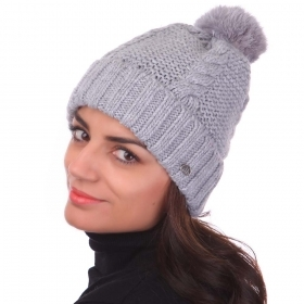 Ladies knitted hat JailJam JG0088
