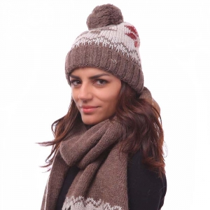 Ladies knitted hat JailJam JG0012