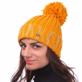 Ladies knitted hat JailJam JG0037