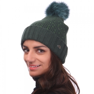 Ladies knitted hat JailJam JG0038