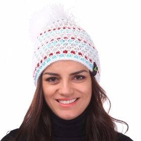 Ladies knitted hat JailJam JA0017