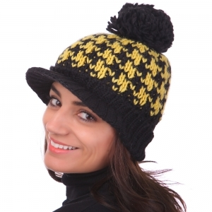 Ladies knitted hat JailJam JA0020