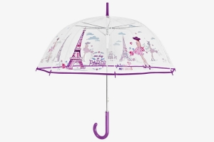 Ladies' automatic golf umbrella Perletti 25998