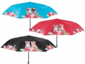Ladies' manual umbrella Perletti 26059