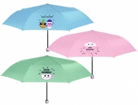 Ladies' manual umbrella Perletti 26067
