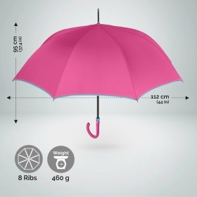 Ladies' automatic umbrella Perletti Technology 21624