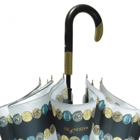 Ladies automatic umbrella Maison Perletti 16200