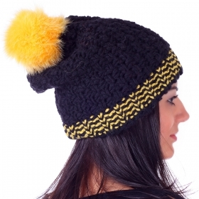 Ladies knited hat JailJam JA0021