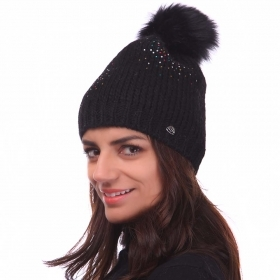 Ladies knitted hat JailJam JA0032