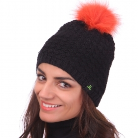 Ladies knitted hat JailJam JA0037