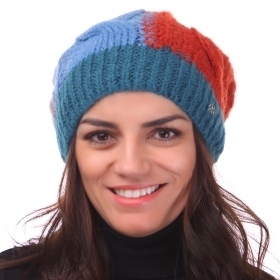 Ladies knitted hat JailJam JG0001