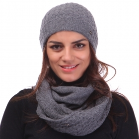 Ladies knitted hat JailJam JG0007