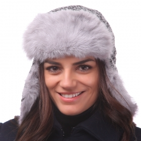 Ladies knitted hat JailJam JJ0033