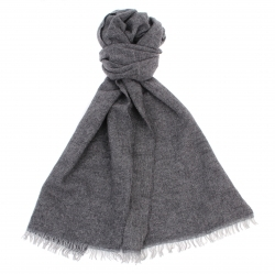 Men's winter scarf Pulcra Montale