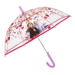 Кids' transparent umbrella Perletti 50235 Frozen