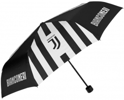 Manual umbrella Perletti Juventus 15213