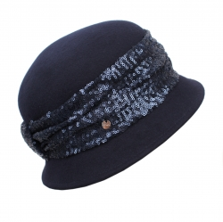 Ladies felt hat HatYou CF0247