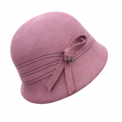 Ladies felt hat HatYou CF0203