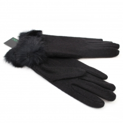 Microfiber women's gloves HatYou GL0186