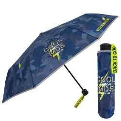 Kid's folding manual umbrella Perletti CoolKids 15565