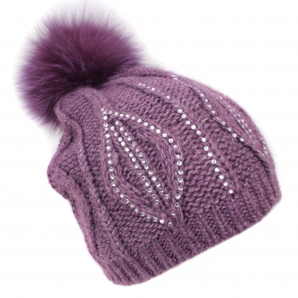 Women's knitted hat HatYou CP2156