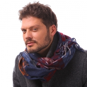 Men's scarf Pulcra Patti