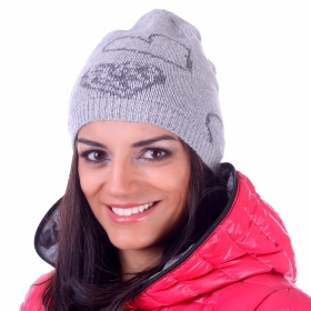 Ladies knitted hat Pulcra Ogi S