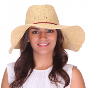 Ladies summer hat Raffaello Bettini RB C