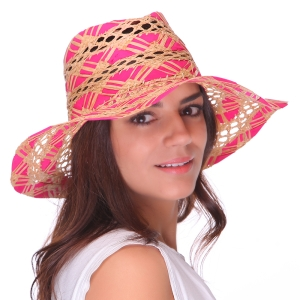 Ladies summer hat Raffaello Bettini RB T