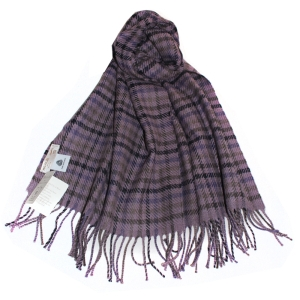 Ladies' wool scarf Ma.Al.Bi. MAB105/90