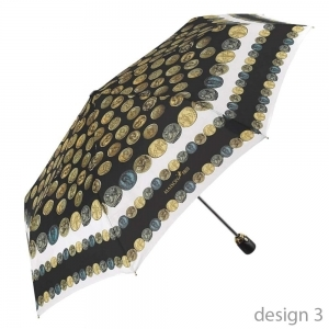Ladies automatic Open-Close umbrella Maison Perletti 16201