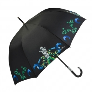 Ladies automatic umbrella Maison Perletti 16204 Statue