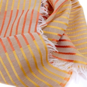 Ladies pure silk scarf Pulcra Ziano
