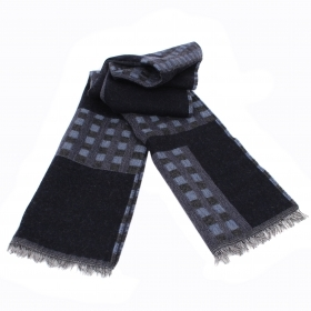 Men's winter scarf Pulcra Asti