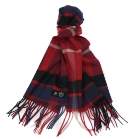 Men's wool scarf Ma.Al.Bi. MAB105/200