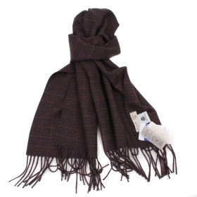 Men's wool scarf Ma.Al.Bi. MAB105/85